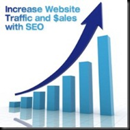 SEO Chart for Web - 3 Dogs
